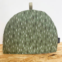 Load image into Gallery viewer, Art Tea cosy - Green