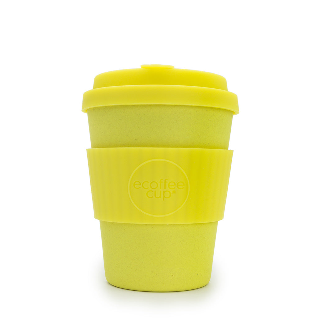 Like a Boss Reusable bamboo Coffee Cup