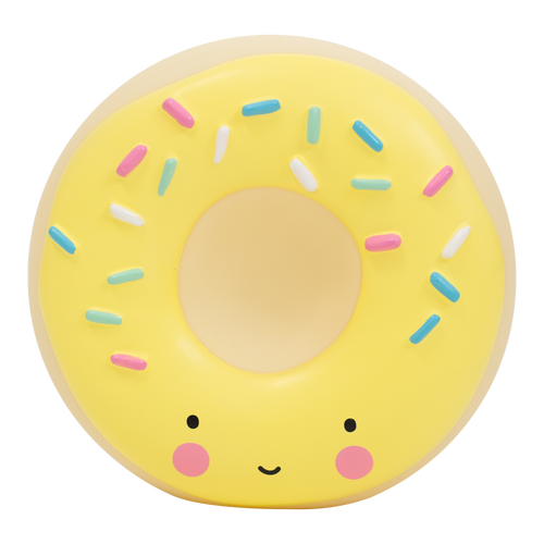 Doughnut money box