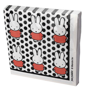 Miffy Paper Napkins