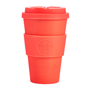 Mrs Mills Reusable Bamboo Coffee Cup