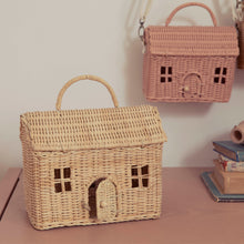 Load image into Gallery viewer, Rattan Casa Clutch