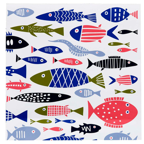 Paper napkins - Fish