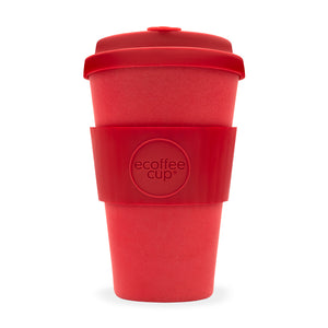 Red Dawn Reusable Bamboo Coffee Cup