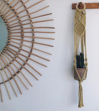 Load image into Gallery viewer, Macrame Pot Hanger - Kachya