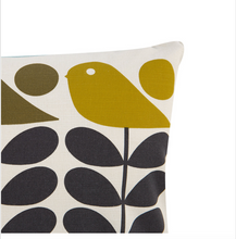 Load image into Gallery viewer, Early Bird Cushion - Spring