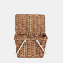 Load image into Gallery viewer, Piki Rattan Basket - Small