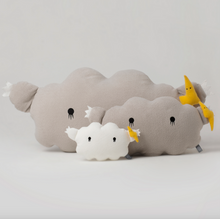 Load image into Gallery viewer, Small Ricestorm plush - white