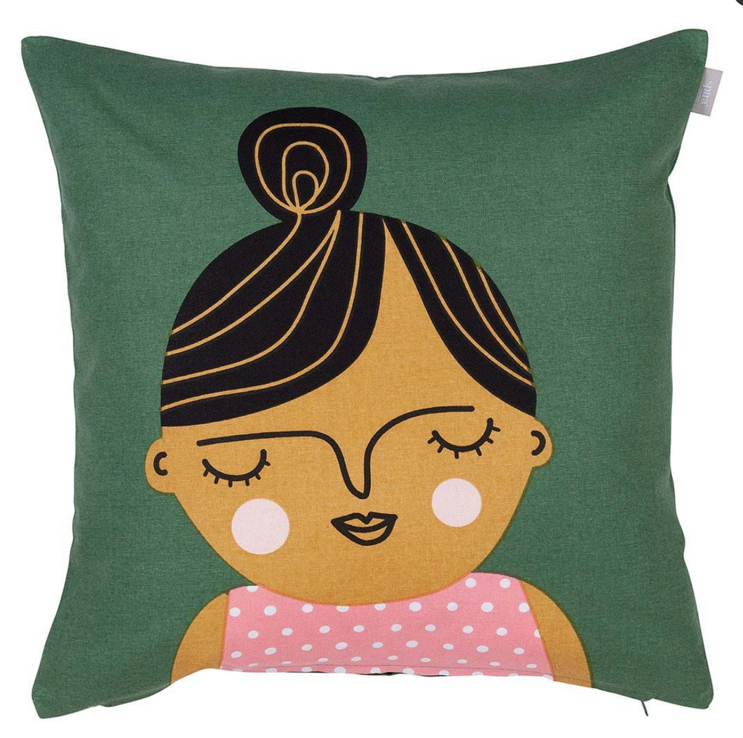 Spira Friends Cushion/cover - Esmeralda