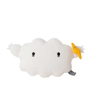 Small Ricestorm plush - white