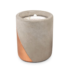 Load image into Gallery viewer, Urban Concrete 12oz Bergamot + Mahogany Candle