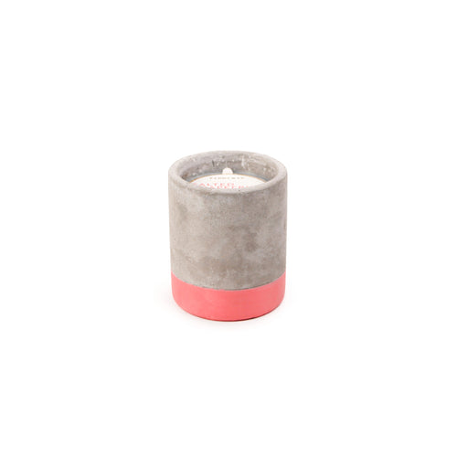 Urban Concrete 3.5oz Salted Grapefruit Candle