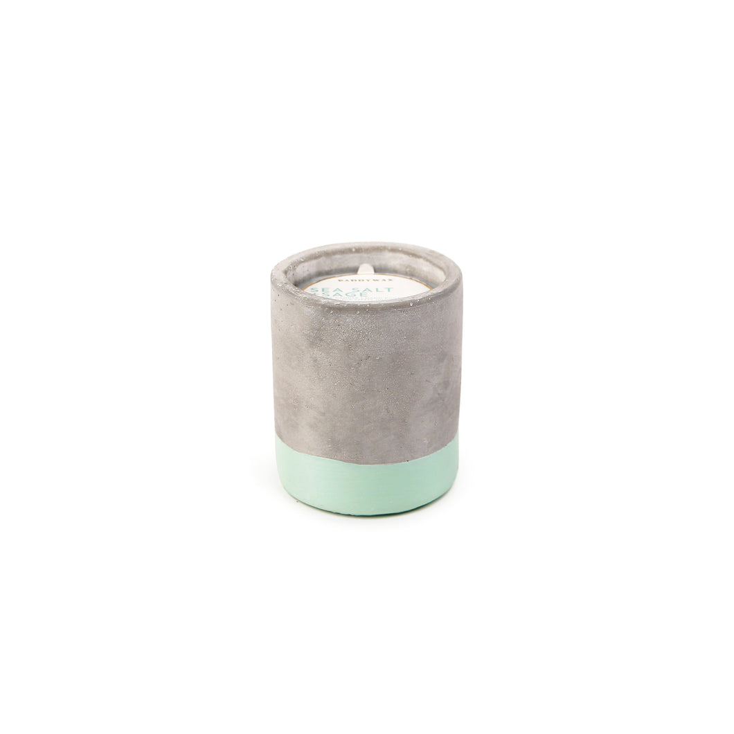 Urban Concrete 3.5oz Sea Salt + Sage Candle