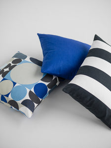 Klotz cushion/cover - Colbalt