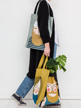 Load image into Gallery viewer, Spira Friends Tote Bag - Frank