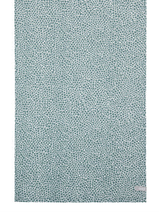 Smokey Blue Dotte POS Tablerunner