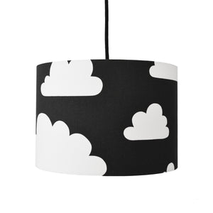 Cloud Lamp shade - Black