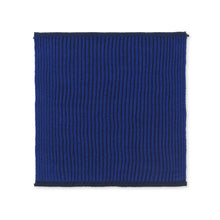 Load image into Gallery viewer, Twofold Organic Cotton Set of 2 Dishcloths - Dark Blue
