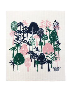 Wild Wood Swedish Dish Cloth