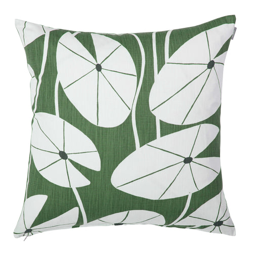 Sage Large Grodblad cushion/cover