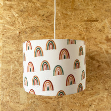 Load image into Gallery viewer, Large Rainbow Lampshade