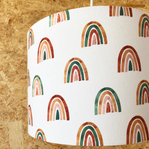 Large Rainbow Lampshade