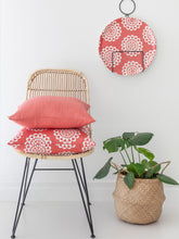 Load image into Gallery viewer, Klotz Cushion/cover - Rouge
