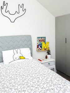 Miffy bedding - CotBed