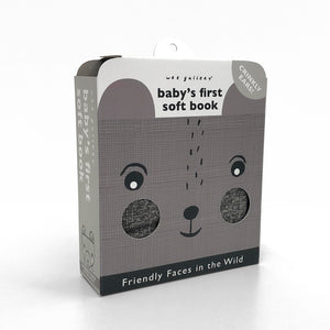 Baby's first soft book - Bear