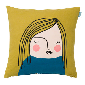 Spira Friends cushion/cover - Renate