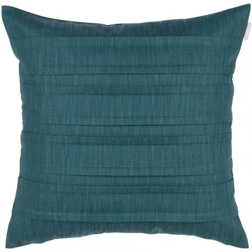 Pleated Dubbelveck Klotz cushion/cover - Dark Green
