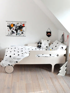 Storm Boy bedding - Cotbed