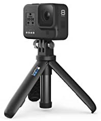 GoPro Camera Accessory Travel Kit (HERO7 Black/HERO7 Silver/HERO7 White/HERO6 Black/HERO5 Black/HERO (2018) - GoPro Official Accessory