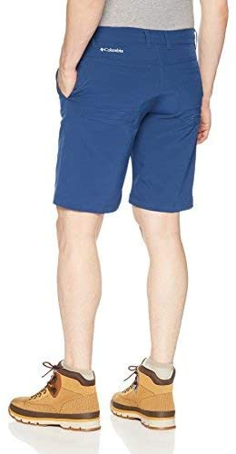 Columbia Men's Hybrid Trek Shorts