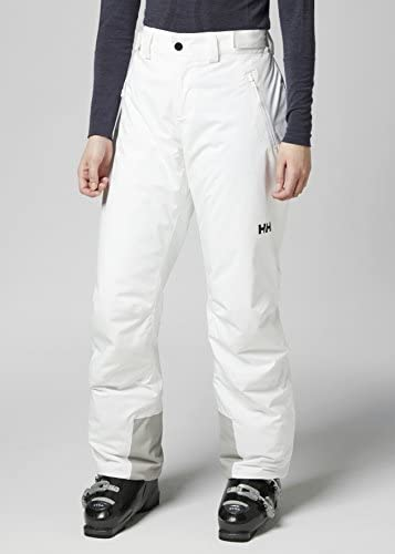 Helly-Hansen Womens Snowstar Pant - White, XL