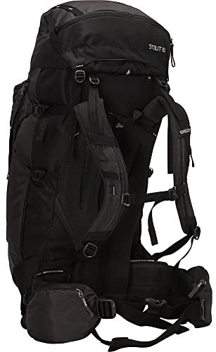 Gregory Mountain Products Stout 65 Liter Men's Backpack, Navy Blue, One Size