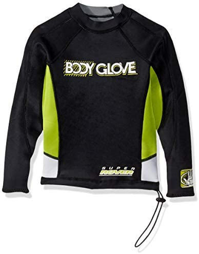 Body Glove Super Rover Junior's Reversible Long Arm Shirt, 8
