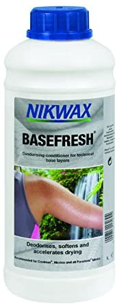 Nikwax BaseFresh Deodorizing Laundry Additive