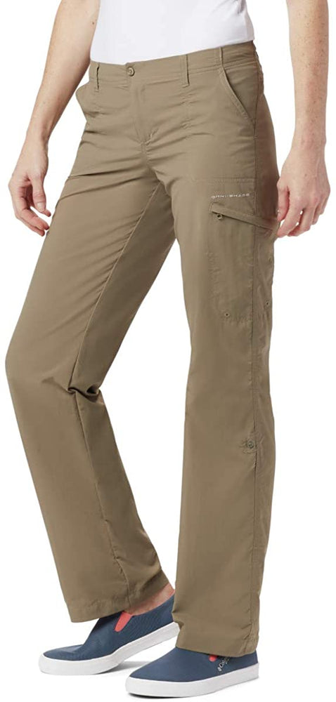 Columbia Women's Full Leg Aruba Roll Up Pant
