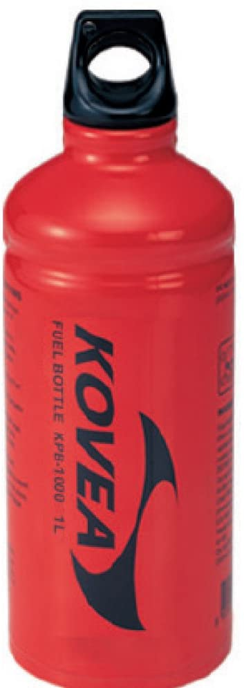 Kovea Fuel Bottle, Small, Red