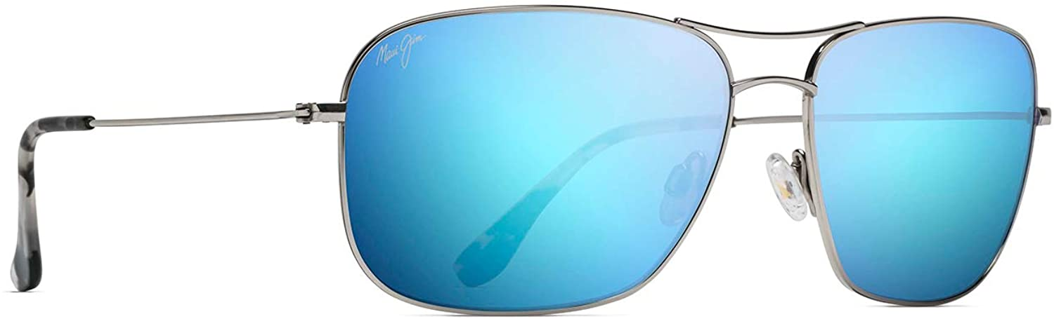 Maui Jim Breezeway Aviator Sunglasses