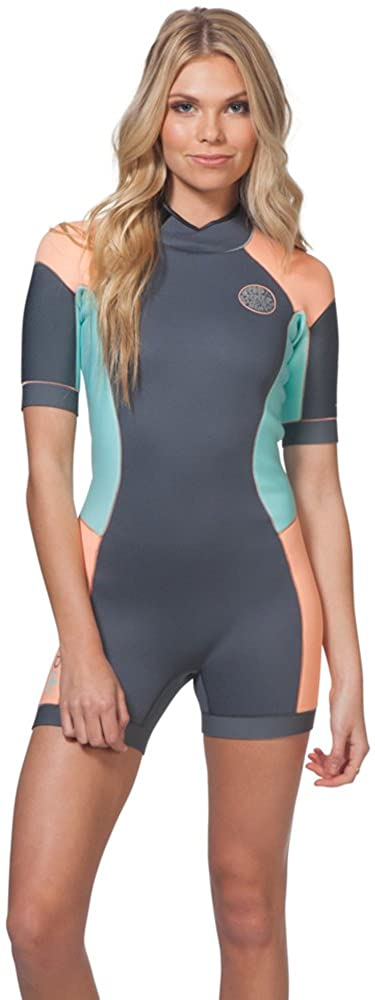Rip Curl Women's Dawn Patrol Short Sleeve Spring Suit