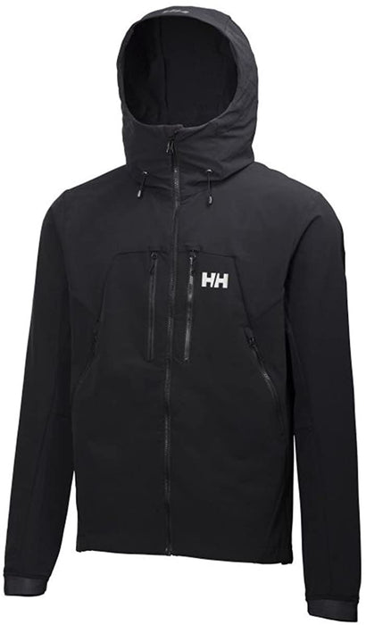 Helly Hansen Men's Paramount Hooded Accelerator Softshell Jacket