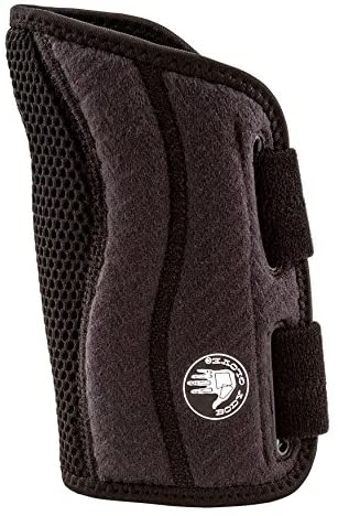 Body Glove Comfort Wrist Brace - Adjustable Carpal Tunnel Wrist Wrap - Breathable, Comfortable Wrist Brace Offers Tenosynovitis, Sprains, Injury, Post-Surgery, Chronic Wrist Pain Relief