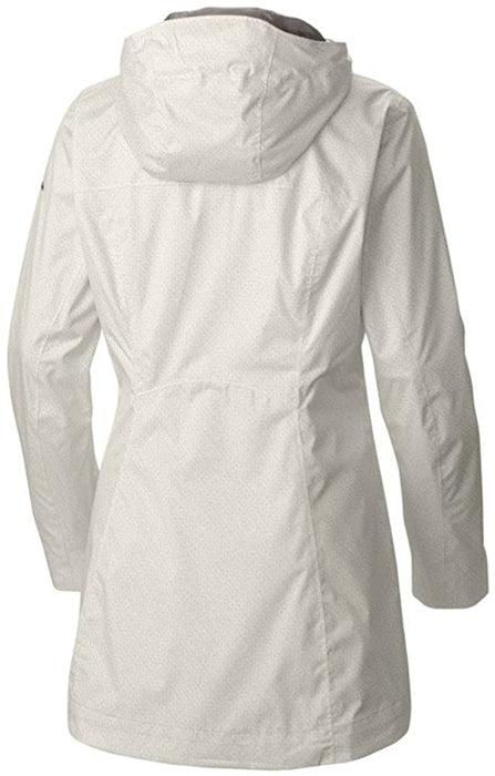 Columbia Women's Plus Size Splash A Little Rain Jacket