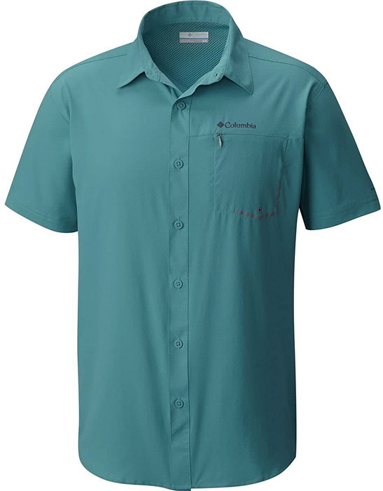 Columbia Men's Twisted Creek Short Sleeve Shirt