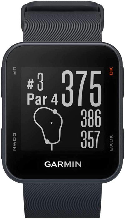 Garmin Approach S10 - Lightweight GPS Golf Watch Black (010-02028-00) with Deluxe Golf Bundle Includes, 7-in-1 Golf Tool + Zippered Headcover Set for Golf Club + Screen Protector (2Pack)