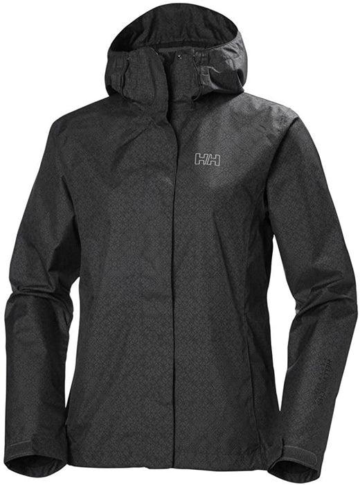 Helly Hansen Women's Nine K Technical Fashion Rain Jacket