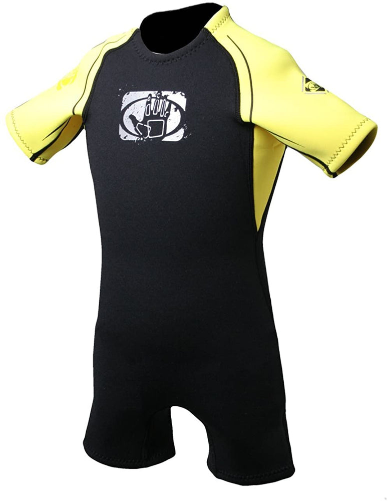 Body Glove Child Pro 3 2.2mm Back Zip Spring Performance Wetsuit