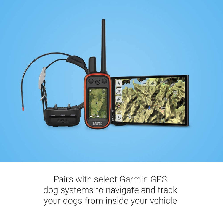 Garmin Drivetrack 71- in-Vehicle Dog Tracking and GPS Navigator, 010-01982-00